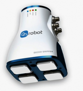 Cenu Robotics Award letos získala dánská společnost OnRobot za uchopovač Gecko