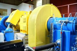 Vodní elektrárna Jonouli 1 vyrobí ročně až 9 milionů kWh