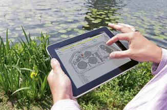 Softwarové řešení SIWA pomáhá odhalit úniky ve vodovodech a sítích, získávat informace o potrubí a optimalizovat celý provoz vodovodních sítí