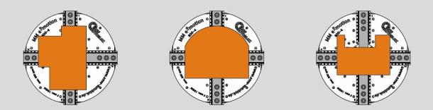Obr. 2: Dálkově nastavitelná poloha čelistí sklíčidel MM e-motion
