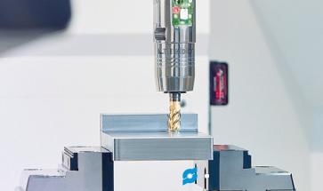 Obr. 3: Hydraulický upínač Schunk iTendo pro rotační nástroje