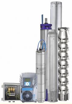 Nejmodernější čerpací systém řízení od amerického výrobce Franklin Electric – Vysoce účinný systém (HES)