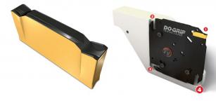 Pohled na systém Do-Grip s oboustrannou destičkou