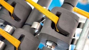 V kategorii velkých průmyslových podniků zvítězila společnost Continental s vysoce flexibilním izolačním systémem Conti Thermo Protect (CTP)