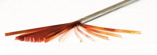 Technologický institut v Karlsruhe (KIT) představil supravodivý kabel, který přenáší elektrickou energii téměř beze ztrát a při menším chlazení, než je obvyklé