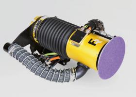 Komplet kontaktní příruby a excentrické elektrické brusky od Ferrobotics