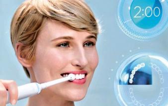 Inteligentní zubní High-tech kartáček Genius X ví, co děláme špatně