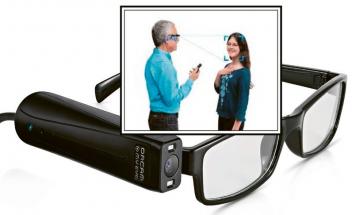 OrCam MyEye 2.0 identifikuje nevidomým v reálném čase též obličeje