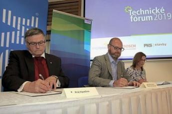 Česká republika je první zemí střední a východní Evropy, ve které byl program P-Tech oznámen.