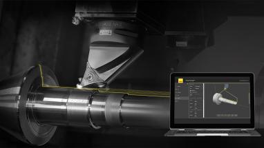 Aktualizovaný software CoroPlus® ToolPath pro metodu PrimeTurning™ v provozu