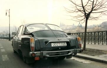 Největší produkce Tatry 603 bylo dosaženo v prvních letech normalizace