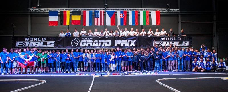 Světoví finalisté Horizon Grand Prix 2019