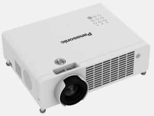 Instalační  projektory Panasonic nyní se světelným zdrojem RGB LED