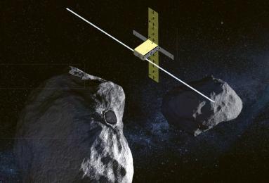 ESA vyvíjí pro sondu Hera počítač odolný vůči kosmickému záření