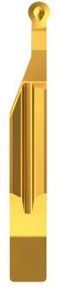 Společnost Sandvik Coromant rozšířila svou nabídku o zapichovací břitové destičky CoroCut® 1-2 s šířkou 1,5 mm, které doplnily stávající nabídku břitových destiček o šířce 2 mm