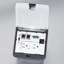 Modlink MSDD se zásuvkami pro americký trh