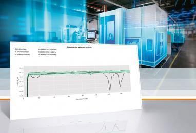 Siemens Aplikace AnalyzeMyWorkpiece/Monitor umožňuje průběžné sledování kvality obrobků i během jejich výroby