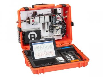 Analyzátor pneumatiky AVENTICS™ Smart