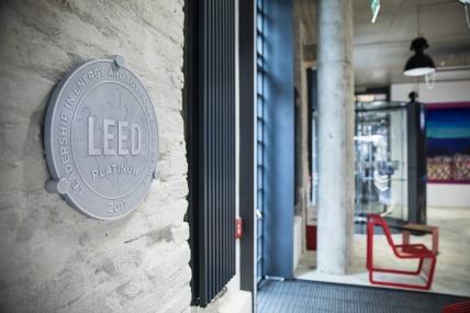 LEED Platinum certifikace