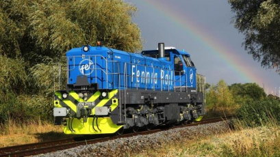 Motorová lokomotiva řady EffiShunter 1600