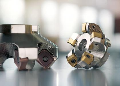 Double Quattromill 14 a 22 – nejnovější systém Seco pro čelní frézování