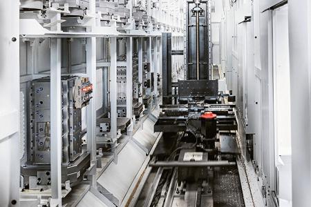 DMG MORI chápe automatizaci svých obráběcích strojů jako klíčový stavební prvek digitální továrny
