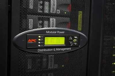 Datové centrum APC