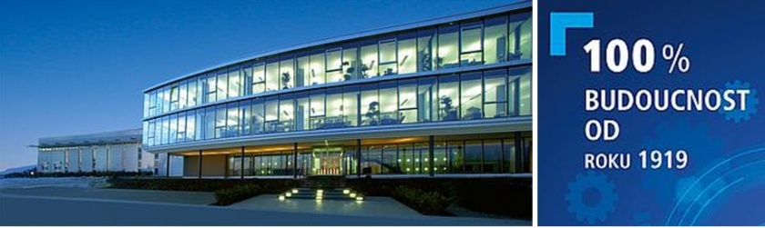 Výrobní stanoviště a logistické centrum HEINRICH KIPP WERK v Německu