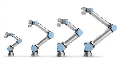 Nový model UR16e rozšiřuje možnosti kolaborativní robotiky, zvládne vyšší manipulační zatížení a je vhodný pro podniky usilující o urychlení automatizace