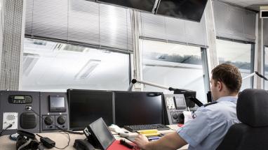 ERIS umožňuje prezentaci výstupu přehledových dat a souvisejících letových informací