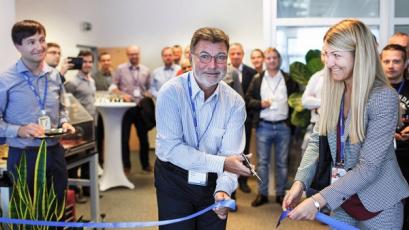 Společnost SKF slavnostně otevřela REP Centrum v Ostravě