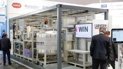 Výrobou prostředku X-Biomer prospívá LANXESS životnímu prostředí
