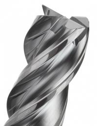 Technologie AVF (Anti-Vibration-Anti-Friction Technology) – přesný excentrický profil s fazetkou pro vynikající řezné podmínky v rozličných materiálech
