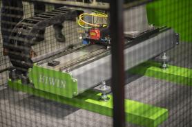 Nová generace horizontálních pojezdových drah HIWIN LT