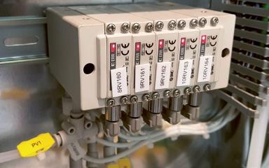 Elektropneumatické převodníky řady ITV pro ovládání procesních ventilů