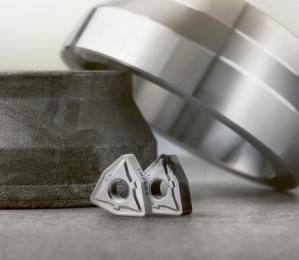 Břitové destičky Duratomic TM pro soustružení nerezových ocelí