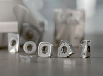 Břitové destičky Duratomic MP pro frézování ocelových materiálů