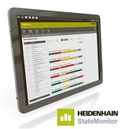 State Monitor – PC software pro sledování a vyhodnocování provozních údajů strojů.