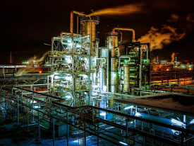 1.místo v kategorii Průmyslová fotografie, odvětvová skupina I. – UNIPETROL RPA s.r.o. – autor Bohuslav Rybín