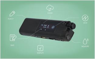Actiste® je první kompletní řešení IoT-health na světě pro monitorování a léčbu cukrovky. (Zdroj: Ericsson)