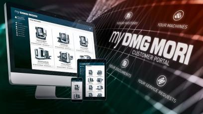 Automatizační řešení pokrývají celé portfolio produktů od DMG MORI
