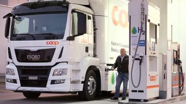 Vodíkové premiéry bezemisní dopravy