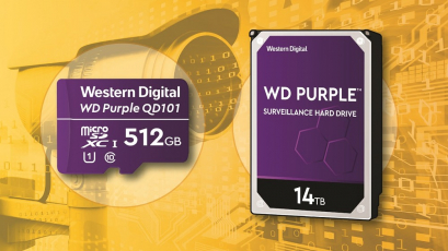 Odolná paměťová karta WD Purple Ultra Endurance microSD přináší pokročilou technologii 3D NAND s 96 vrstvami do bezpečnostních a periferních kamer s vlastním úložištěm. Současně se rozšiřuje produktová řadu HDD disků pro dohledové kamerové systémy o pevný disk WD Purple 14 TB.