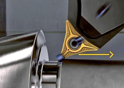 Obr. 1: Sandvik Coromant Prime Turning