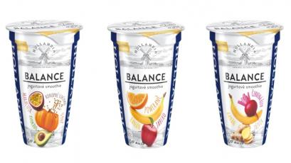 Mlékárna Hollandia vyrobí denně 600 000 kusů jogurtů