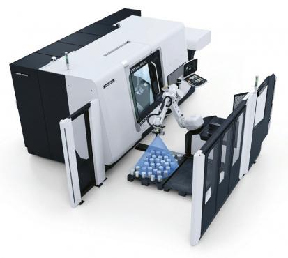 Nový Robo2Go Vision je novou generací flexibilní robotické automatizace vybavené kamerovým systémem