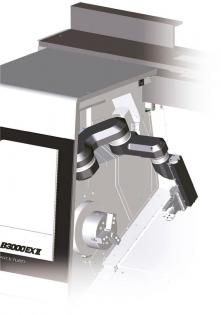 ARMROID – první robotické rameno na světě, které je integrované přímo do prostoru CNC obráběcího stroje