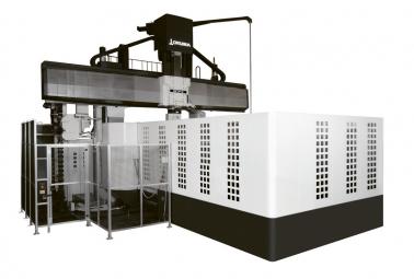 Portálové obráběcí centrum MCR-S pro vysoce přesné obrábění velkých obrobků s požadavkem na nejvyšší kvalitu povrchu
