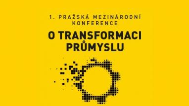 O transformaci průmyslu budou v Praze jednat světové průmyslové špičky