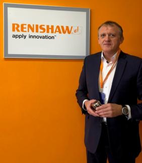 Obchodním ředitelem společnosti Renishaw byl k 1. říjnu 2019 jmenován Stanislav Kovanda